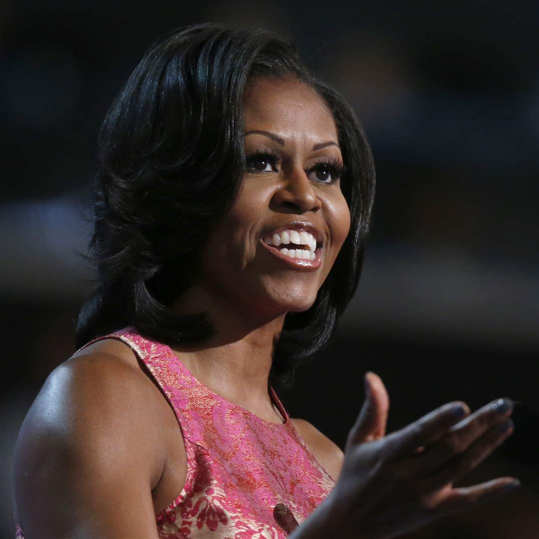 Democratic-Convention-First-Lady-Michelle-Obama