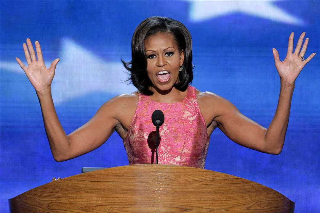 Democratic-Convention-Michelle-Obama-being-president