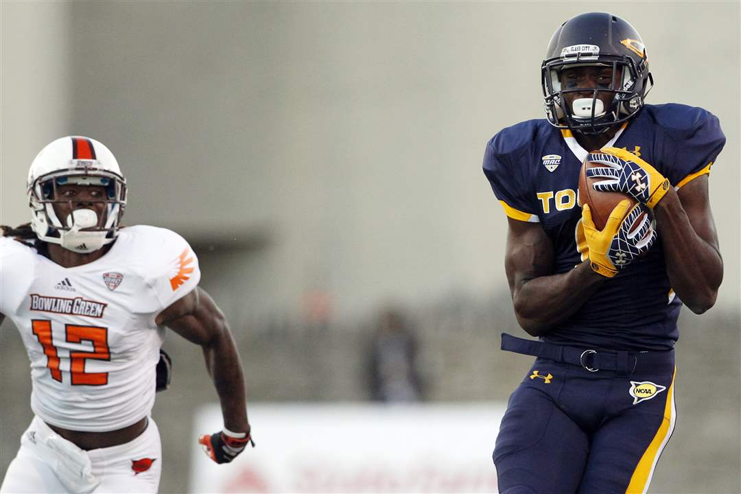 University-of-Toledo-wide-receiver-Alonzo-Russell