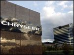 Chrysler LLC headquarters stands in Auburn Hills, Michigan.