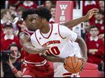Nigel Hayes was one of two returning starters for Wisconsin, which lost to Duke in the NCAA championship game.