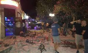 Greece-Turkey-Earthquake