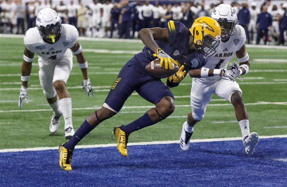 Dollar General Bowl 2017 score: Updates on Toledo-Appalachian State