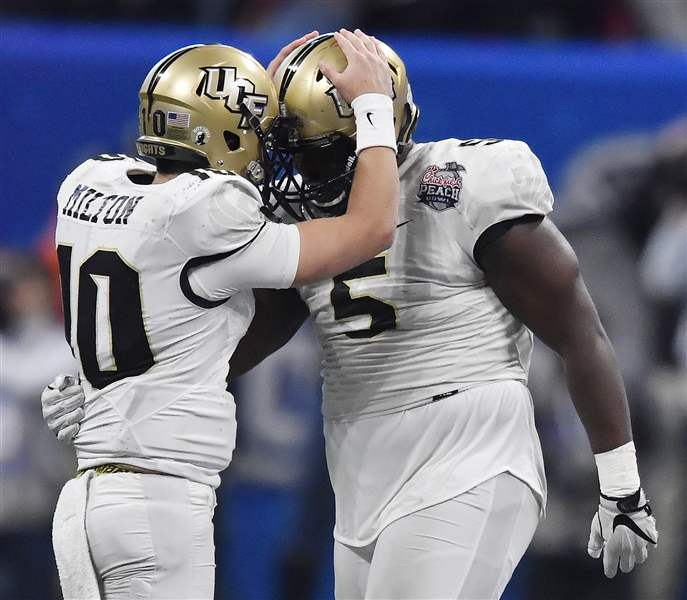 UCF should have played in college championship